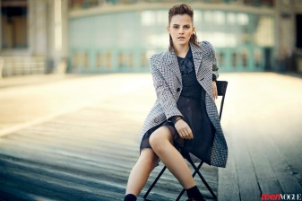 Emma Watson for Teen Vogue August 2013 - 02