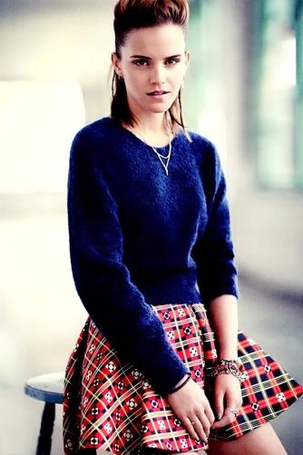 Emma Watson for Teen Vogue August 2013 - 08