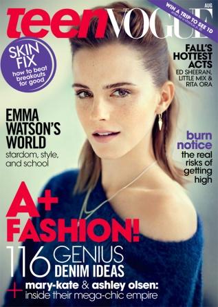 Emma Watson for Teen Vogue August 2013 - 09