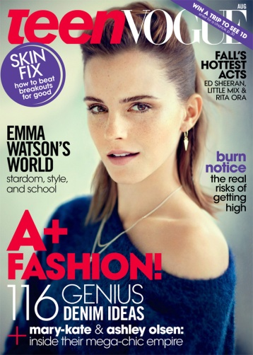 Emma Watson for Teen Vogue August 2013 - 09