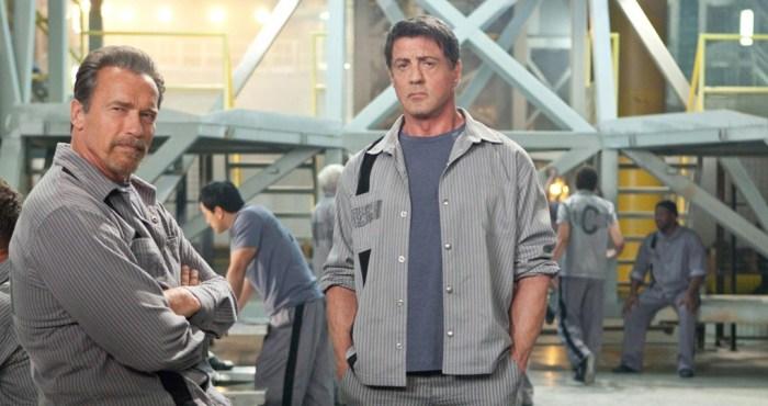 Escape Plan Trailer Stallone and Schwarzenegger [Movies] photo