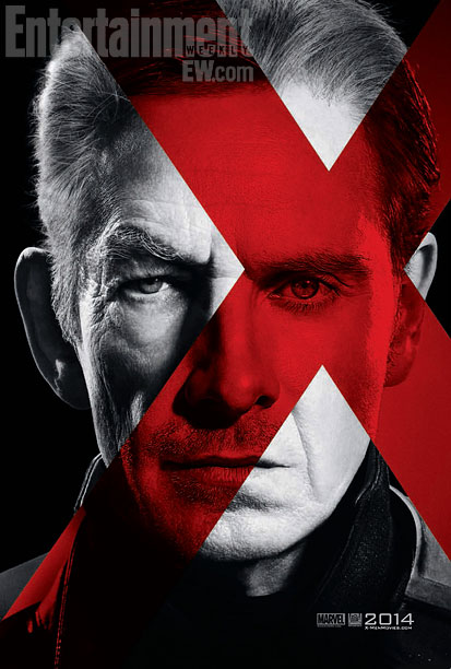 First Official Posters for X-Men Days of Future Past Revealed 1