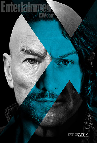 First Official Posters for X-Men Days of Future Past Revealed 12