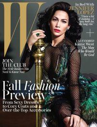 Jennifer Lopez for W Magazine August 2013 - 07