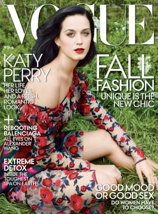 Katy Perry for Vogue US July 2013 - 01