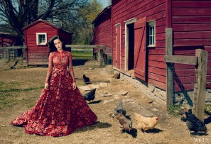 Katy Perry for Vogue US July 2013 - 03