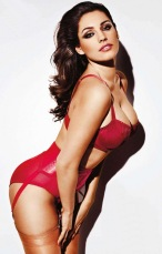 Kelly Brook for Nuts Magazine July 2013 - 01