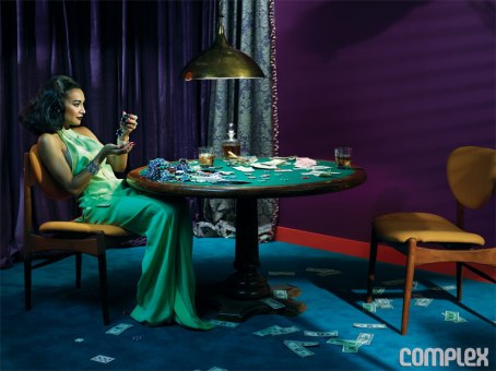 Naya Rivera for Complex 2013- Stakes Is High - 08