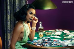 Naya Rivera for Complex 2013- Stakes Is High - 09