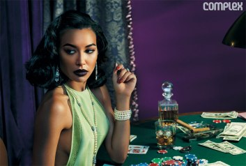 Naya Rivera for Complex 2013- Stakes Is High - 12