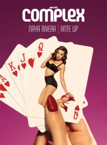 Naya Rivera for Complex 2013- Stakes Is High - 14