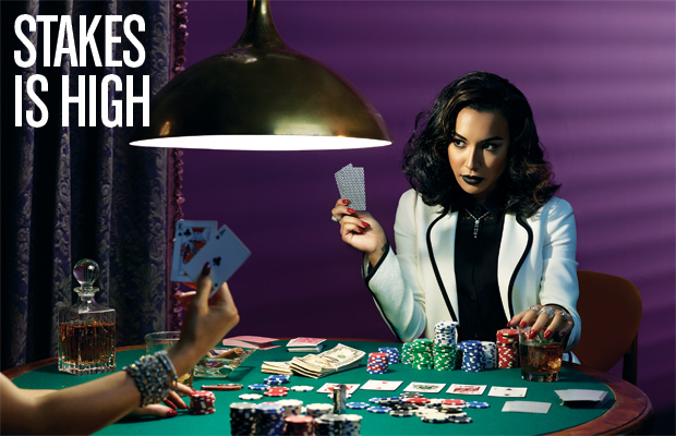 Naya Rivera for Complex 2013- Stakes Is High - 15