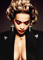 Rita Ora for Interview Magazine August 2013 [Photos] - 03