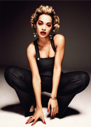 Rita Ora for Interview Magazine August 2013 [Photos] - 05