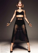 Rita Ora for Interview Magazine August 2013 [Photos] - 07