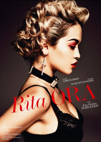 Rita Ora for Interview Magazine August 2013 [Photos] - 08