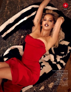 Rita Ora Topless for British GQ August 2013 - 08