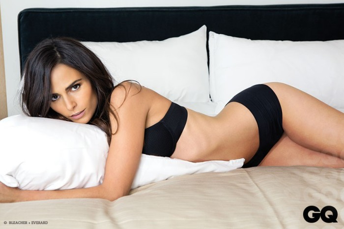 Sexy Jordana Brewster GQ Mexico Magazine July 2013 03