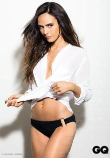 Sexy Jordana Brewster GQ Mexico Magazine July 2013 04