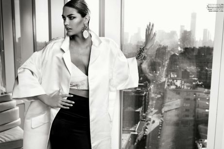 Stunning Kate Upton for Vogue Brasil July 2013 - 01