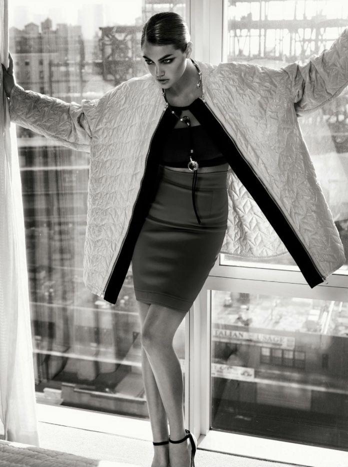 Stunning Kate Upton for Vogue Brasil July 2013 - 02