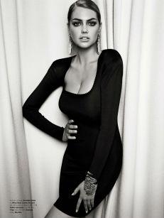 Stunning Kate Upton for Vogue Brasil July 2013 - 03
