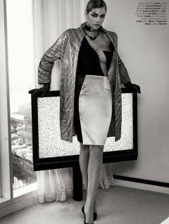 Stunning Kate Upton for Vogue Brasil July 2013 - 05