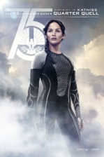 The Hunger Games- Catching Fire Trailer from Comic-Con - 17