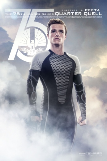 The Hunger Games- Catching Fire Trailer from Comic-Con - 18