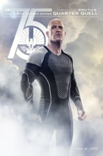 The Hunger Games- Catching Fire Trailer from Comic-Con - 22