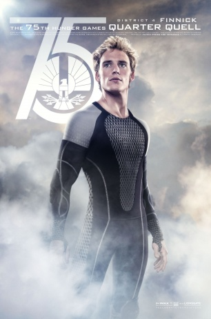 The Hunger Games- Catching Fire Trailer from Comic-Con - 24