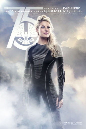 The Hunger Games- Catching Fire Trailer from Comic-Con - 27
