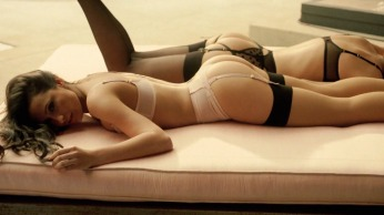 Agent Provocateur's Sexy Ad for winter 2013 featuring Irina Shayk-06