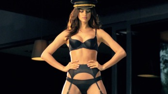 Agent Provocateur's Sexy Ad for winter 2013 featuring Irina Shayk-14