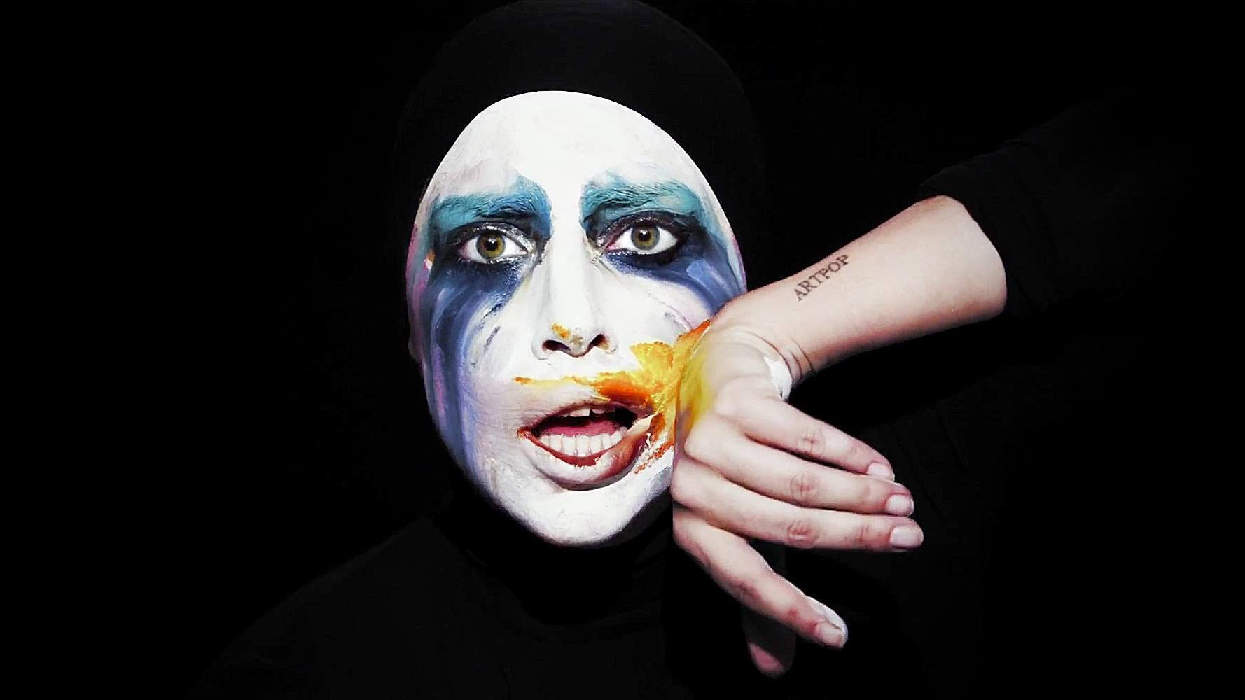 est100 一些攝影(some photos): Lady Gaga, 女神卡卡 Lady Gaga Applause Promo