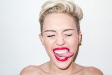 Miley Cyrus gets provocative for Terry Richardson 06
