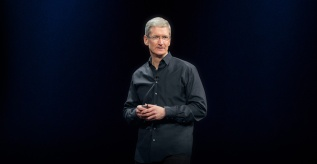 Apples Tim Cook Keynote