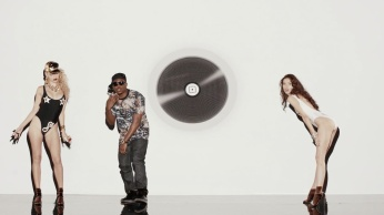 Dizzee Rascal - Something Really Bad featuring Will.i.am 11