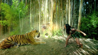 Katy Perry Roar Music Video 13