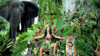 Katy Perry Roar Music Video 15