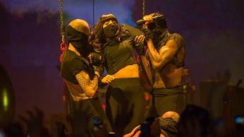 Lady Gaga's Spectacular iTunes Festival 2013 Show-04