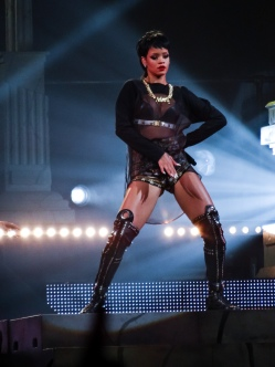 Rihanna Diamonds World Tour 2013 Perth Arena-13