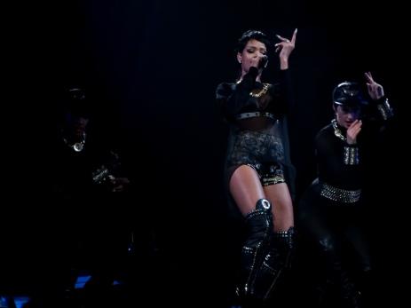 Rihanna Diamonds World Tour 2013 Perth Arena-29