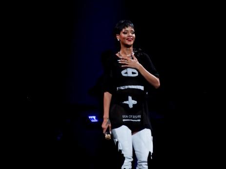 Rihanna Diamonds World Tour 2013 Perth Arena-51