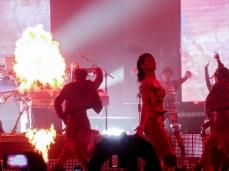Rihanna Diamonds World Tour 2013 Perth Arena-58