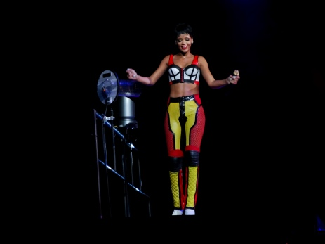 Rihanna Diamonds World Tour 2013 Perth Arena-59