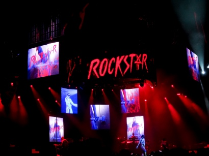 Rihanna Diamonds World Tour 2013 Perth Arena-62