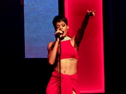 Rihanna Diamonds World Tour 2013 Perth Arena-75