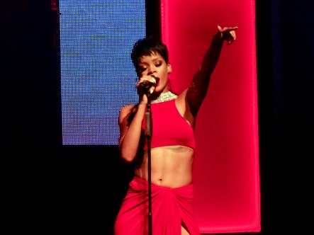 Rihanna Diamonds World Tour 2013 Perth Arena-75