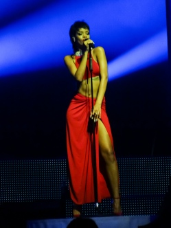 Rihanna Diamonds World Tour 2013 Perth Arena-76